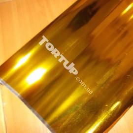 Рулон золото металлик 60см 185г