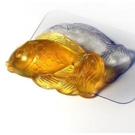 Форма для шоколада Золотая рыбка 90 х 55 мм