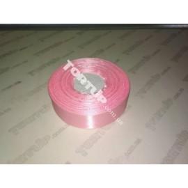 Лента атласная 25мм Нежно розовый