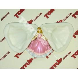 Молд 3D Принцесса Аврора 9,5см
