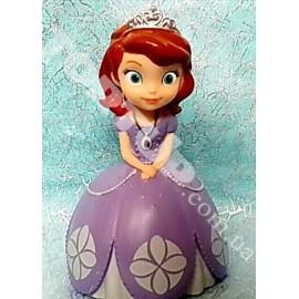 Молд 3D Принцесса София 13см