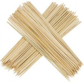 Шпажки 30см бамбуковые в упаковке около 100 шт