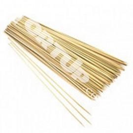 Шпажки 25см бамбуковые в упаковке около 100 шт