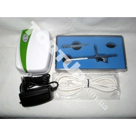 Аэрограф + мини компрессор Miol 81-130 АКЦИЯ 1600-5%