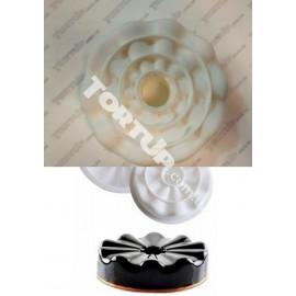 Форма силиконовая для десертов Armonia, размер d-18см, высота-5см