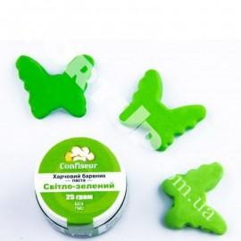 Краситель-паста Confiseur Светло-зелёный, 25г