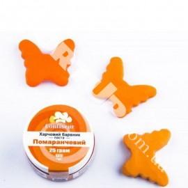 Краситель-паста Confiseur Оранжевый, 25г