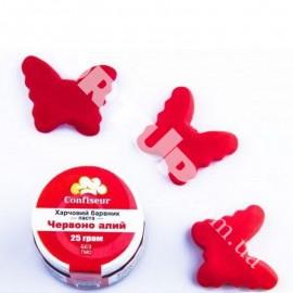 Краситель-паста Confiseur Красный алый, 25г