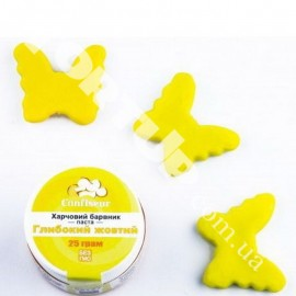 Краситель-паста Confiseur Глубокий жёлтый, 25г