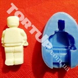 Молд Лего человечек