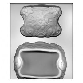 Форма для шоколада и мастики Шкатулка №2 Размер шкатулки 10 х 15 см
