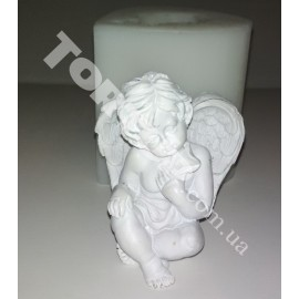 Молд 3D Ангел высота 5.8см