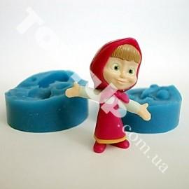 Молд 3D Маша малая