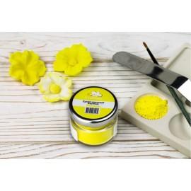 Краситель сухой(пыльца) Confiseur Лимон, 20мл