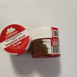 Краситель-паста Confiseur Красный алый 25г УЦЕНКА