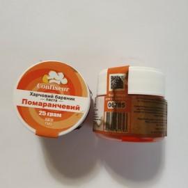 Краситель-паста Confiseur Оранжевый 25г УЦЕНКА