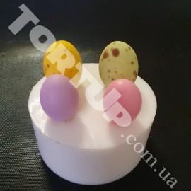 Молд силиконовый 3D Яйца 4шт размер 3 и 2,5см