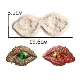 Молд силиконовый Глаза дракона