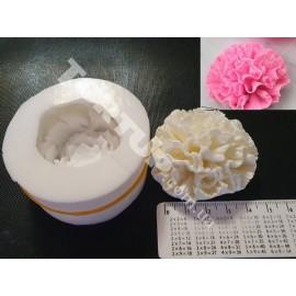 Молд силиконовый 3D Гвоздика 3*5см