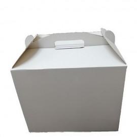 Коробка для торта без окна  300х300х250, 3шт