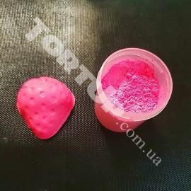 Краситель для шоколада сухой Электрик Розовый 8г
