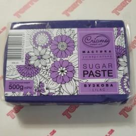 Мастика Криамо универсальная Фиолетовая на развес 100г