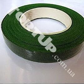 Тейп-лента тёмно зелёная