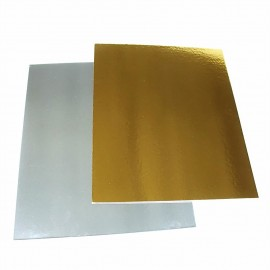 Подложка серебро/золото 1мм 30*40