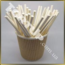 Палочки для кейк-попсов 115мм 50шт белые