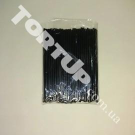 Палочки для кейк-попсов 150мм 50шт чёрные