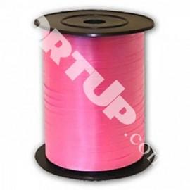 Лента в катушке розовая