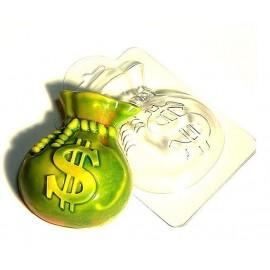 Форма для шоколада Мешок с деньгами