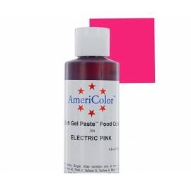 Гелевая краска AmeriColor 128г Electric Pink