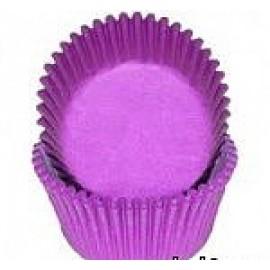 Бумажная форма для маффинов 50/30 Фиолетовая 50шт
