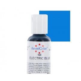 Гелевая краска AmeriColor электрик голубой (Electric Blue)