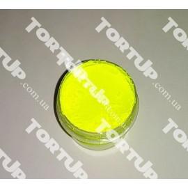 Пигмент (сухая пыльца) Жёлтый электрик 8г