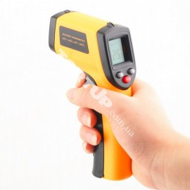 Лазерный Инфракрасный цифровой термометр, пирометр