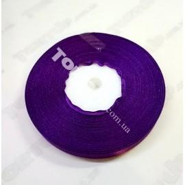 Лента атласная 9мм Фиолетовая