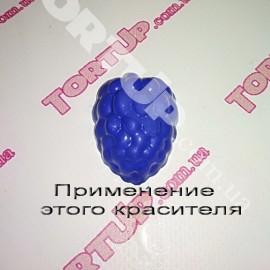 Краситель для шоколада сухой Синий 10г