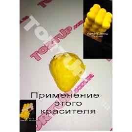 Краситель для шоколада сухой Жёлтый 10г