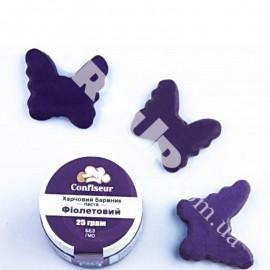 Краситель-паста Confiseur Фиолетовый, 25г