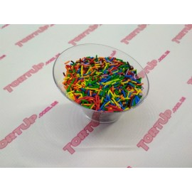 Вермишель сахарная Цветная 100г