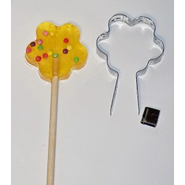 Форма для карамели Цветок  5см