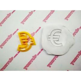 Пластиковая вырубка Евро 5см