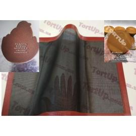 Коврик силиконовый для выпечки, перфорированный. размер 37*57см