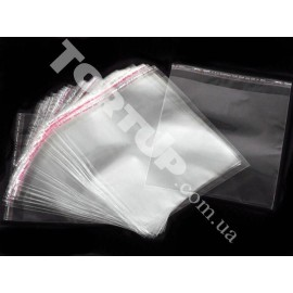 Пакеты для пряника+липкая лента 10*15 100шт