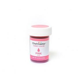 Краситель для шоколада Chefmaster Розовый Pink, 20г