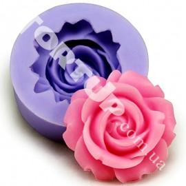 Молд Роза №10