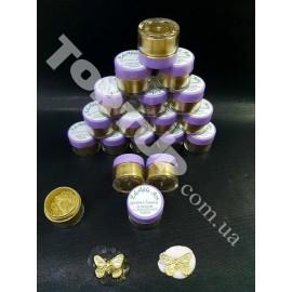 Кандурин Античное золото Golden Lemon, 1 баночка (примерно 11-13г), Великобритания (плотный)