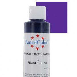 Гелевая краска AmeriColor 128 г королевский фиолетовый (Regal Purple)